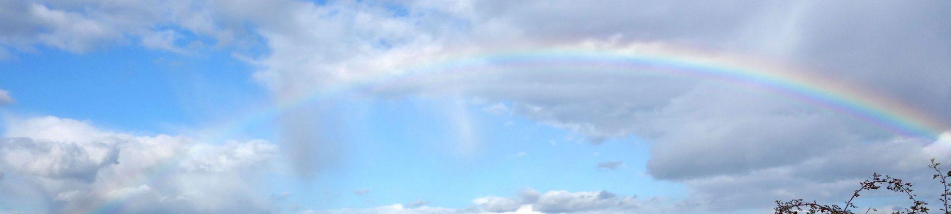 Regenbogenkristallenergie
